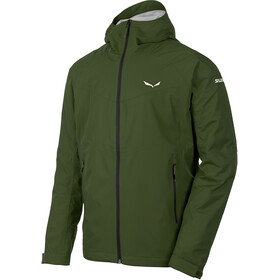 Salewa Puez Aqua 3 PTX Jacket Men Kombu Green